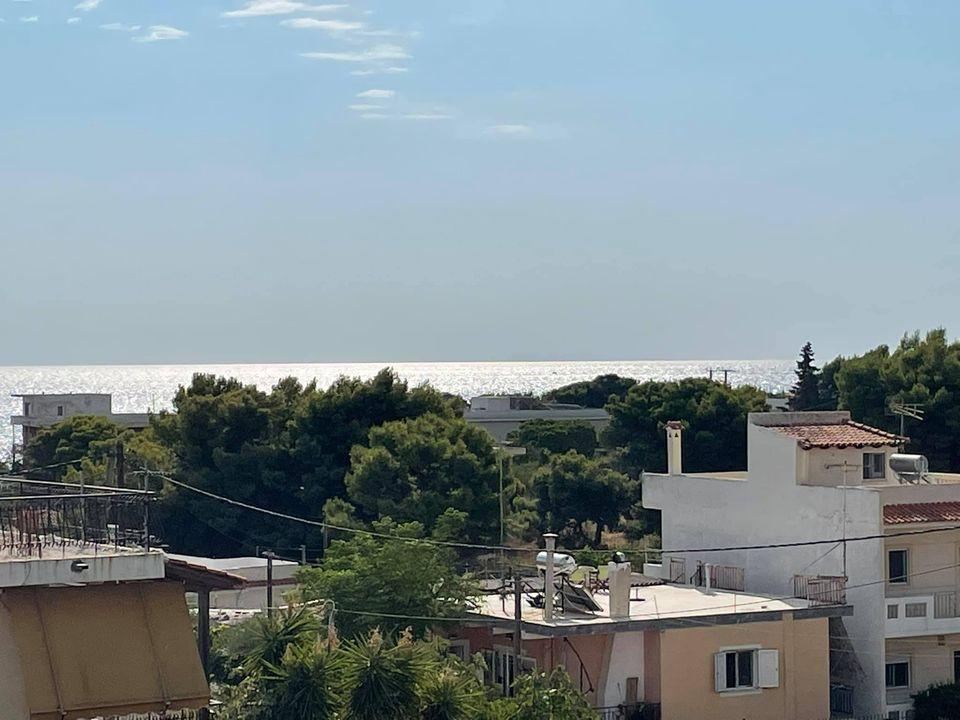 Βραυρωνος Λ.Αρτεμις:Νεοδμητη Μνκ/Μζν,200τμ,κηπος 250τμ,απεριοριστη θεα βουνο-θαλασσα